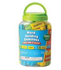 Word Building Dominoes