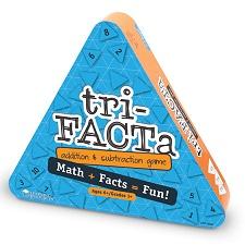 tri-FACTa™ Addition & Subtraction  Game (BC2, BC3)