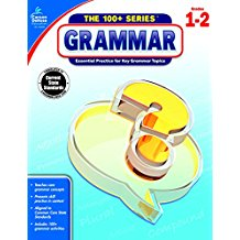 100+ Grammar Workbook Gr. 1- 2 (BC1, BC2)