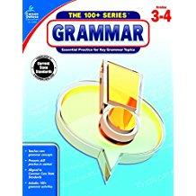 100+ Grammar Workbook Gr. 3 - 4 ( BC3, BC4)