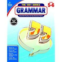 100+ Grammar Workbook Gr. 5- 6 (BC5, BC6)