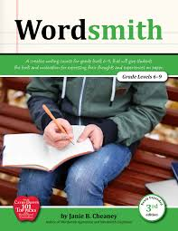 Wordsmith, Grades 6-9  (3rd edition)  BC7, BC8, BC9