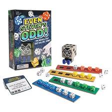 Even Steven's Odd (addition, subtraction, even, odd, pattern, math game)(BC 2, BC3, BC4)
